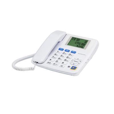 Alcatel Tmax La facilité d'utilisation en priorité ! Sans répondeur Solo Grand écran Fonction mains libres Mémoires directes Grandes touches Audio Boost Formats XL