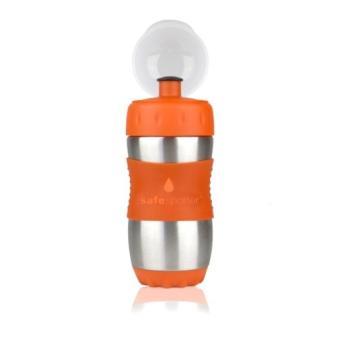 gourde sport safe sporter 355ml orange achat prix fnac. Black Bedroom Furniture Sets. Home Design Ideas