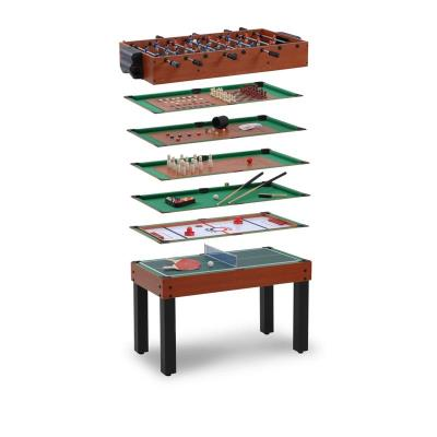 Table Multi-jeux 12 En 1 Barres Téléscopiques Garlando pour 319€