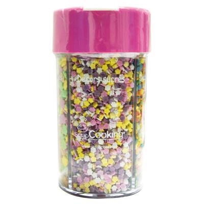 Image du produit Scrapcooking - Boite distributrice mini-sucres Carnaval