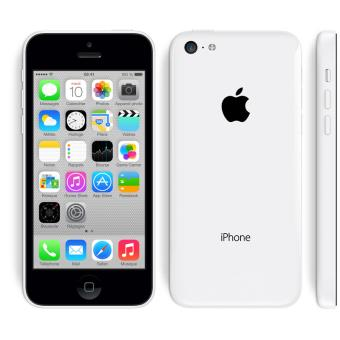 Smartphone APPLE IPHONE 5C BLANC 16GO