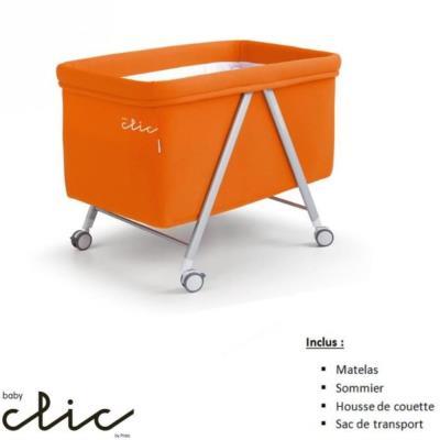 BABY CLIC Berceau complet Naranja pour 447€