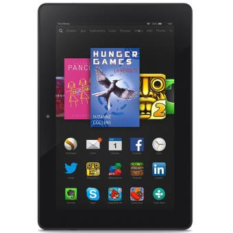 tablette internet multim dia amazon kindle fire hd 6 6 8 go noir achat prix fnac. Black Bedroom Furniture Sets. Home Design Ideas