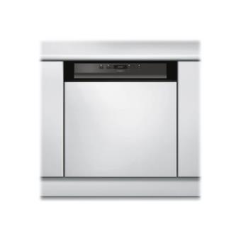 lave vaisselle avec bandeau whirlpool wbc3c26b achat. Black Bedroom Furniture Sets. Home Design Ideas