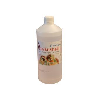 Combustible pour chemin e bio thanol naturel la citronelle 12 bouteilles - Vente bioethanol liquide ...