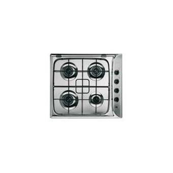 Indesit advance pim 640 as ix table de cuisson au gaz 60 - Table cuisson gaz inox ...