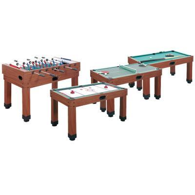 Table Multi-jeux 9 En 1 Barres Téléscopiques Garlando pour 610€