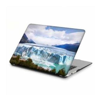 coque rigide macbook pro ecran retina 15 pouces montagne glacier b achat prix fnac. Black Bedroom Furniture Sets. Home Design Ideas