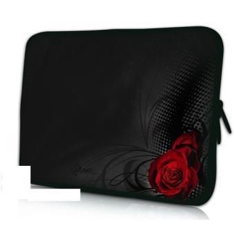 Housse ordinateur portable 13 pouces la rose blanche for Housse ordinateur 13 pouces