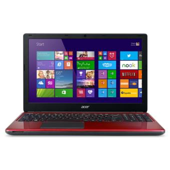 pc portable gamer acer e1 572g rouge intel core i7. Black Bedroom Furniture Sets. Home Design Ideas