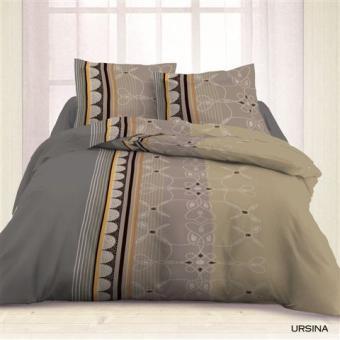 housse couette 220x240 2 taies ursina achat prix fnac. Black Bedroom Furniture Sets. Home Design Ideas