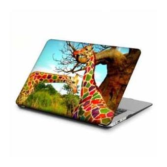 coque rigide macbook pro ecran retina 13 pouces savane girafe color b achat prix fnac. Black Bedroom Furniture Sets. Home Design Ideas