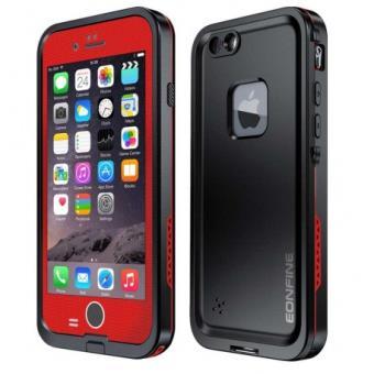 iphone 6 6s plus coque premium etanche rouge achat prix fnac. Black Bedroom Furniture Sets. Home Design Ideas