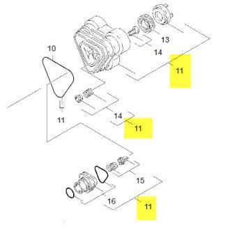 jeu de pieces reparation culasse achat prix fnac. Black Bedroom Furniture Sets. Home Design Ideas