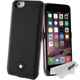 coque batterie externe apple iphone 6 noir 3800mah achat prix fnac. Black Bedroom Furniture Sets. Home Design Ideas