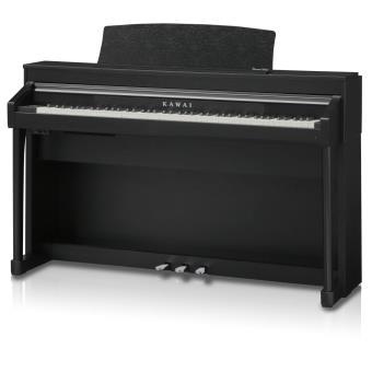 Pianos numériques KAWAI CA67 NOIR SATINE Pianos numériques meubles