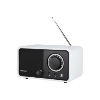 Radio FM GRUNDIG TR1200 BLANC