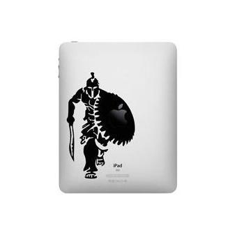stickers macbook gladiateur macbook air 11 pouces noir achat prix fnac. Black Bedroom Furniture Sets. Home Design Ideas