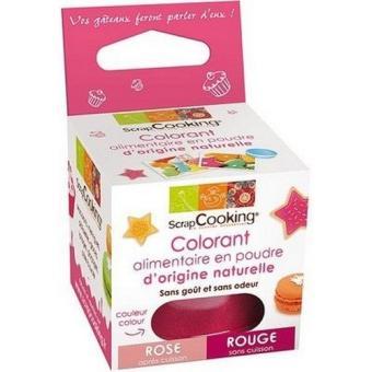 scrapcooking colorant alimentaire naturel rouge achat prix fnac - Prix Colorant Alimentaire