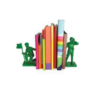 serre livres soldats cadeau original et design top prix fnac. Black Bedroom Furniture Sets. Home Design Ideas