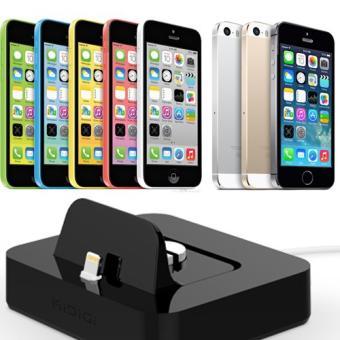 dock chargeur iphone 5 iphone 5c iphone 5c station d 39 accueil dockingstation noir de. Black Bedroom Furniture Sets. Home Design Ideas