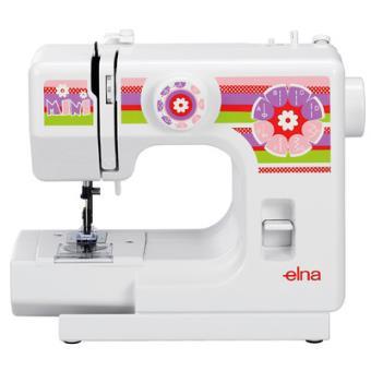 Elna sew mini machine coudre achat prix fnac for Machine a coudre fnac