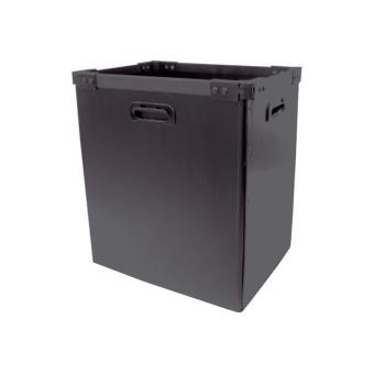 Rexel large office internal bin poubelle de broyeur top for Poubelle broyeur