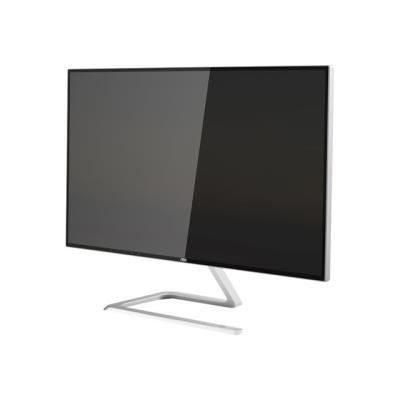 Avec son profilé ultra mince et sa base métallique raffinée, cet écran de 27 pouces apportera une touche de modernité à votre salon ou votre bureau. Vous appriécierez ses couleurs authentiques et son impressionnante qualité d´images dues à sa dalle AH-IPS