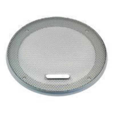 Grille de protection en métal laqué argent Anneau décoratif en plastique argent laqué Compatible avec FR 10, R 10 S, R 10 SC, FX 10, PX 10