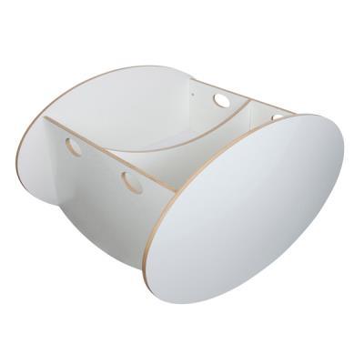 Berceau twin So Ro Blanc pour 511€