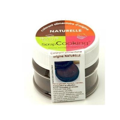 Image du produit ScrapCooking colorant alimentaire naturel NOIR