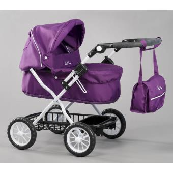 silver cross ranger pram landau pour poupon hauteur de poignet 60 77cm achat prix fnac. Black Bedroom Furniture Sets. Home Design Ideas