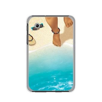 coque plage 2 pour samsung galaxy tab 2 7 p3100 coq0055 a6 5 5 achat prix fnac. Black Bedroom Furniture Sets. Home Design Ideas