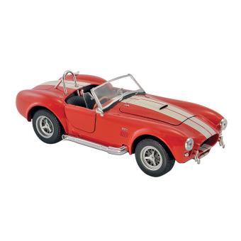 voiture de sport shelby cobra rouge et blanche achat prix fnac. Black Bedroom Furniture Sets. Home Design Ideas