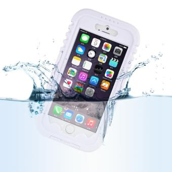 coque iphone 6 6s waterproof blanche achat prix fnac. Black Bedroom Furniture Sets. Home Design Ideas