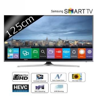 tv samsung ue50ju6800 smart tv uhd 4k 125cm 50 achat prix fnac. Black Bedroom Furniture Sets. Home Design Ideas