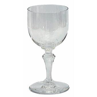 verre cristal baccarat normandie
