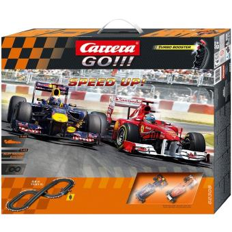 carrera go 20062309 circuit de voiture speed up achat prix fnac. Black Bedroom Furniture Sets. Home Design Ideas
