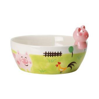 bol ceramique enfant cochon achat prix fnac. Black Bedroom Furniture Sets. Home Design Ideas