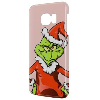 coque galaxy s7 edge grinch perso animation art achat prix fnac. Black Bedroom Furniture Sets. Home Design Ideas