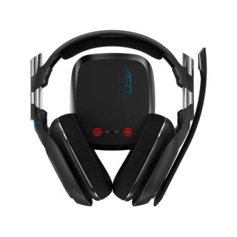 casque gaming pour ps4 astro gaming a50 noir achat. Black Bedroom Furniture Sets. Home Design Ideas