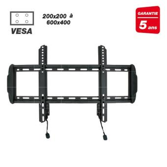 Support tv mural fixe extra plat pour tv 80 140 cm - Support mural tv 80 cm ...