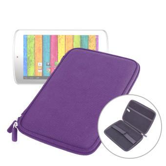 etui coque violet rigide de protection pour tablette. Black Bedroom Furniture Sets. Home Design Ideas