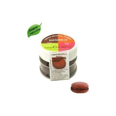 Image du produit ScrapCooking colorant alimentaire naturel MARRON