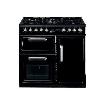 leisure l90b cuisini re mixte beko 90 cm noir achat prix fnac. Black Bedroom Furniture Sets. Home Design Ideas