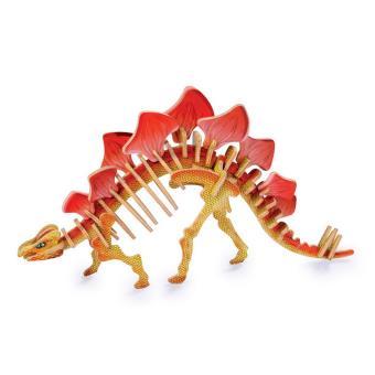 enfants jouets puzzles puzzle 3d puzzle 3d stégosaure puzzle 3d