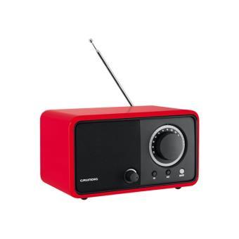 Radio FM GRUNDIG TR1200 GRR2730 ROUGE