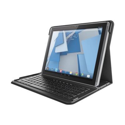 Travaillez plus intelligemment, profitez pleinement de votre ordinateur portable et protégez efficacement votre tablette HP Pro Slate 12 avec l´étui de clavier Bluetooth pour tablette HP Pro Slate 12, qui combine étui et clavier à piles pour vous permettr