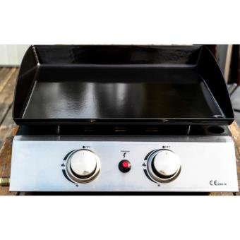 cooking box plancha a gaz 2 feux a poser achat prix fnac. Black Bedroom Furniture Sets. Home Design Ideas