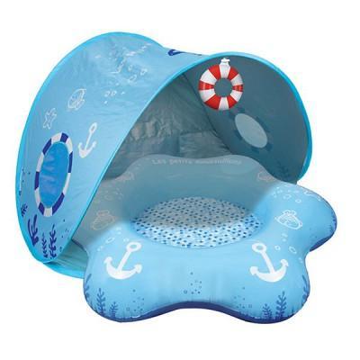 Ludi - Tente nomade et piscine - Les petits moussaillons - Anti-UV pour 53€